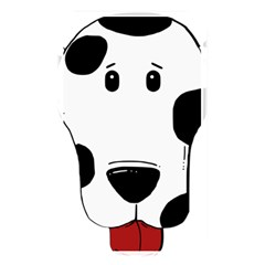 Dalmation cartoon head Memory Card Reader