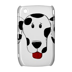 Dalmation cartoon head Curve 8520 9300