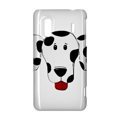 Dalmation cartoon head HTC Evo Design 4G/ Hero S Hardshell Case