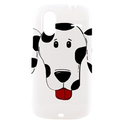 Dalmation cartoon head HTC Amaze 4G Hardshell Case
