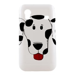 Dalmation cartoon head Samsung Galaxy Ace S5830 Hardshell Case