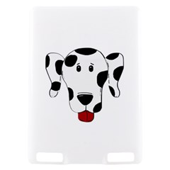 Dalmation cartoon head Kindle Touch 3G