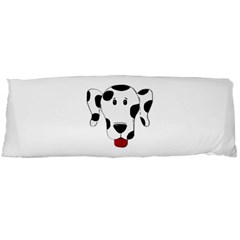 Dalmation cartoon head Body Pillow Case Dakimakura (Two Sides)