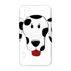 Dalmation cartoon head LG Optimus P970