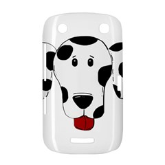 Dalmation cartoon head BlackBerry Curve 9380