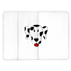 Dalmation cartoon head Kindle Fire (1st Gen) Flip Case