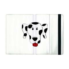Dalmation cartoon head Apple iPad Mini Flip Case