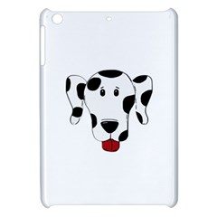 Dalmation cartoon head Apple iPad Mini Hardshell Case
