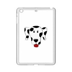 Dalmation cartoon head iPad Mini 2 Enamel Coated Cases