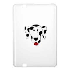 Dalmation cartoon head Kindle Fire HD 8.9