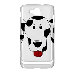 Dalmation cartoon head Samsung Ativ S i8750 Hardshell Case