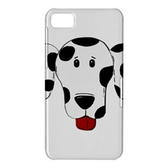Dalmation cartoon head BlackBerry Z10