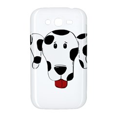 Dalmation cartoon head Samsung Galaxy Grand DUOS I9082 Hardshell Case
