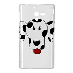 Dalmation cartoon head Sony Xperia ZL (L35H)