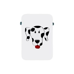 Dalmation cartoon head Apple iPad Mini Protective Soft Cases