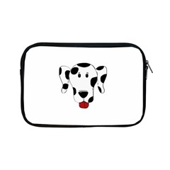 Dalmation cartoon head Apple iPad Mini Zipper Cases