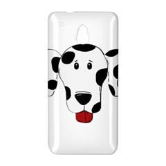 Dalmation cartoon head HTC One Mini (601e) M4 Hardshell Case