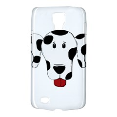 Dalmation cartoon head Galaxy S4 Active