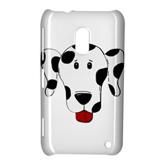 Dalmation cartoon head Nokia Lumia 620