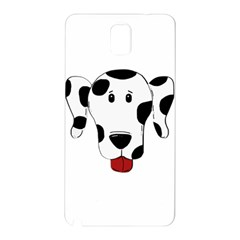 Dalmation cartoon head Samsung Galaxy Note 3 N9005 Hardshell Back Case