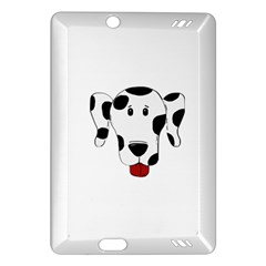 Dalmation cartoon head Amazon Kindle Fire HD (2013) Hardshell Case