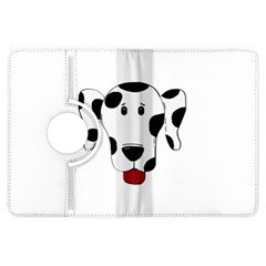 Dalmation cartoon head Kindle Fire HDX Flip 360 Case