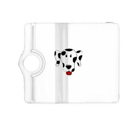 Dalmation cartoon head Kindle Fire HDX 8.9  Flip 360 Case