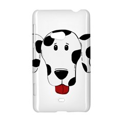 Dalmation cartoon head Nokia Lumia 625