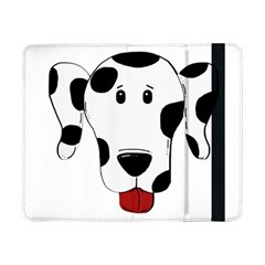 Dalmation cartoon head Samsung Galaxy Tab Pro 8.4  Flip Case