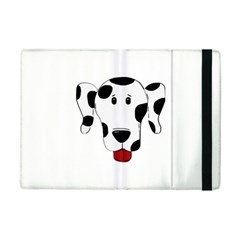 Dalmation cartoon head iPad Mini 2 Flip Cases