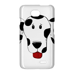 Dalmation cartoon head LG Optimus L70