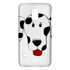 Dalmation cartoon head Galaxy S5 Mini