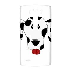 Dalmation cartoon head LG G3 Back Case