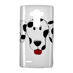 Dalmation cartoon head LG G4 Hardshell Case