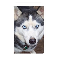 Siberian Husky Blue Eyed Memory Card Reader