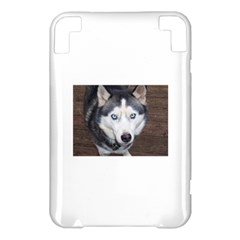 Siberian Husky Blue Eyed Kindle 3 Keyboard 3G