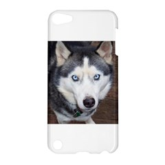 Siberian Husky Blue Eyed Apple iPod Touch 5 Hardshell Case