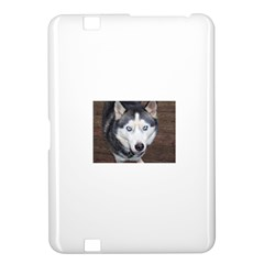 Siberian Husky Blue Eyed Kindle Fire HD 8.9