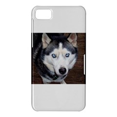 Siberian Husky Blue Eyed BlackBerry Z10