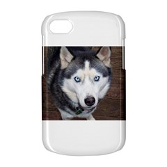 Siberian Husky Blue Eyed BlackBerry Q10