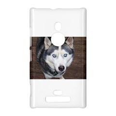 Siberian Husky Blue Eyed Nokia Lumia 925