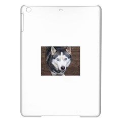 Siberian Husky Blue Eyed iPad Air Hardshell Cases