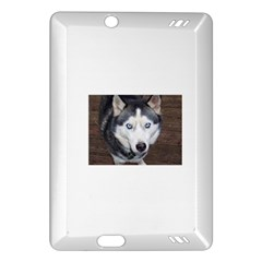 Siberian Husky Blue Eyed Amazon Kindle Fire HD (2013) Hardshell Case