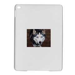 Siberian Husky Blue Eyed iPad Air 2 Hardshell Cases
