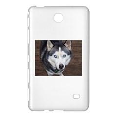Siberian Husky Blue Eyed Samsung Galaxy Tab 4 (7 ) Hardshell Case
