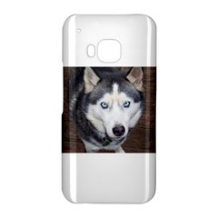 Siberian Husky Blue Eyed HTC One M9 Hardshell Case