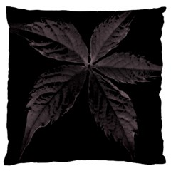 Pink Xray Flower Standard Flano Cushion Case (One Side)