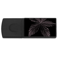 Pink Xray Flower USB Flash Drive Rectangular (4 GB)