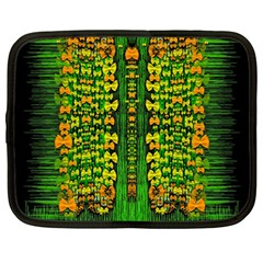 Magical Forest Of Freedom And Hope Netbook Case (large)