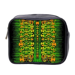 Magical Forest Of Freedom And Hope Mini Toiletries Bag 2 Side